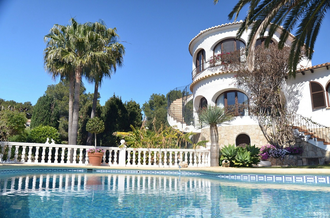 superbe villa à Nice Nord