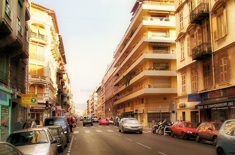 Le quartier de Rimez abrite de nombreux appartements à Nice.