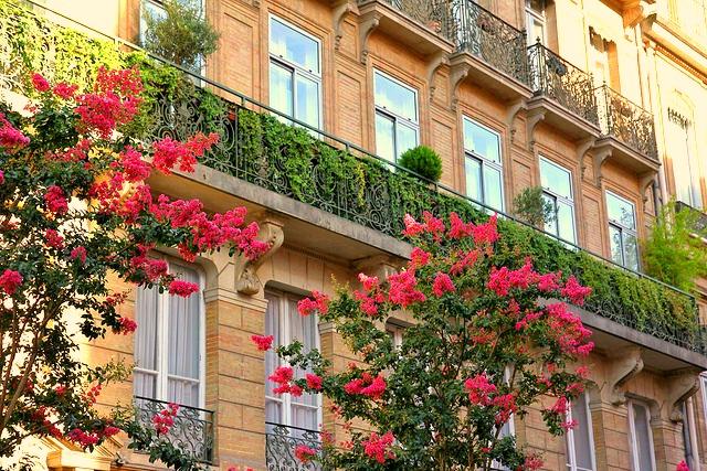 Le quartier de Nice nord est calme et accessible.