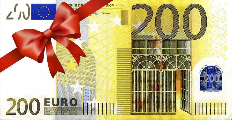 Parrainage Offre 200 euros