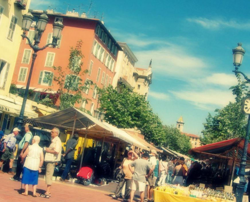 L'immobilier à Nice