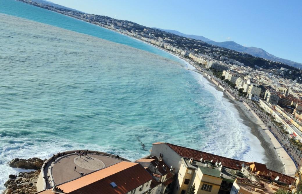 villa exclusive sur Nice