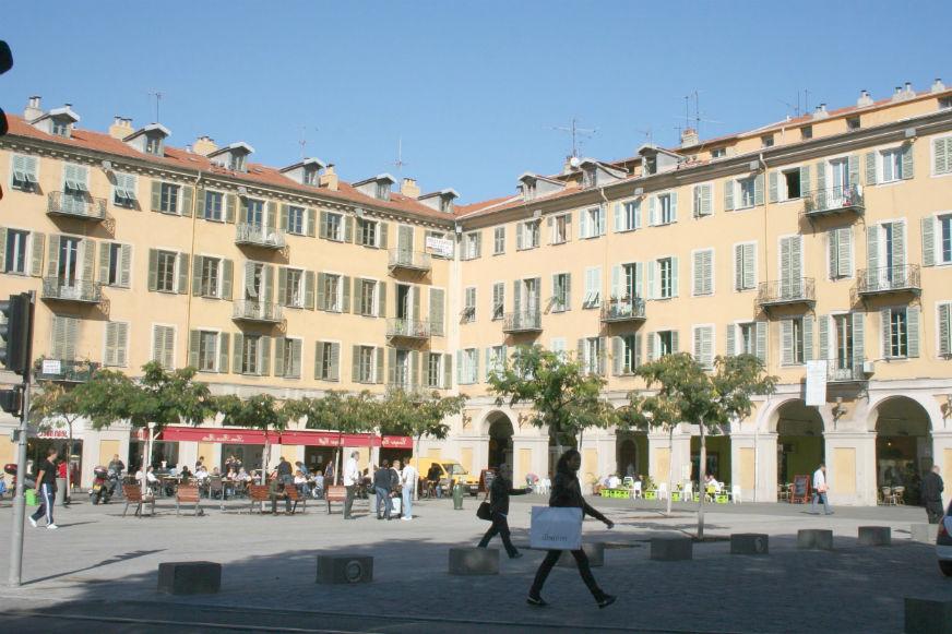 L'immobilier à Nice est