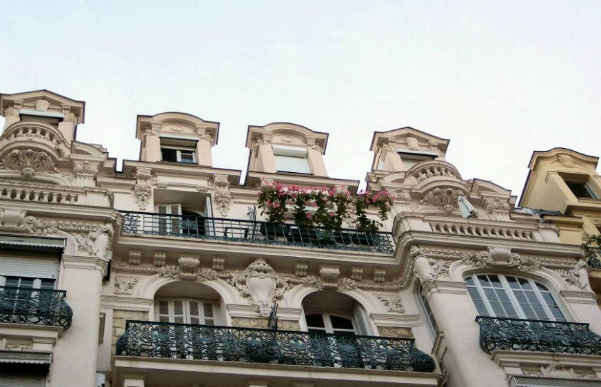 L'immobilier à Nice ouest