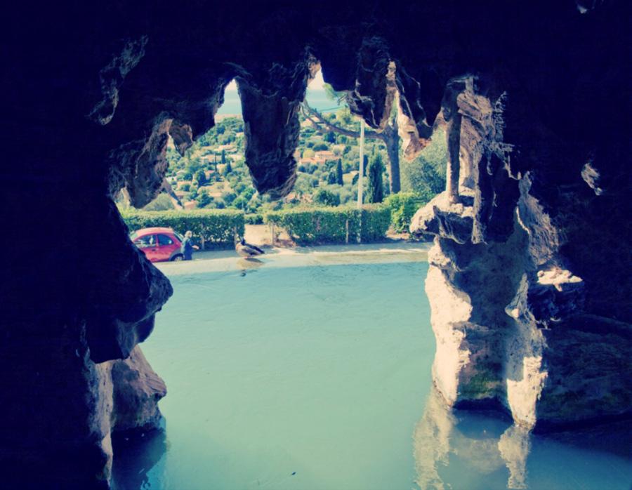 La cascade de Gairaut à Nice